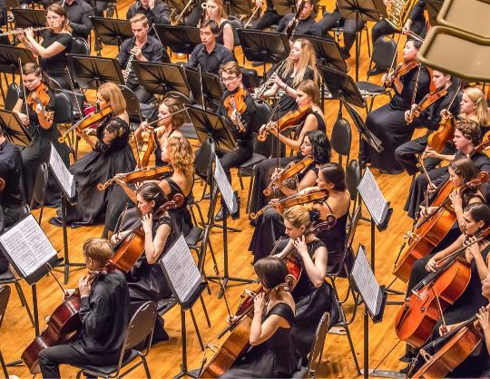 Московская филармония и Aksenov Family Foundation представляют: концерт лауреатов программы «Русская музыка 2.1»