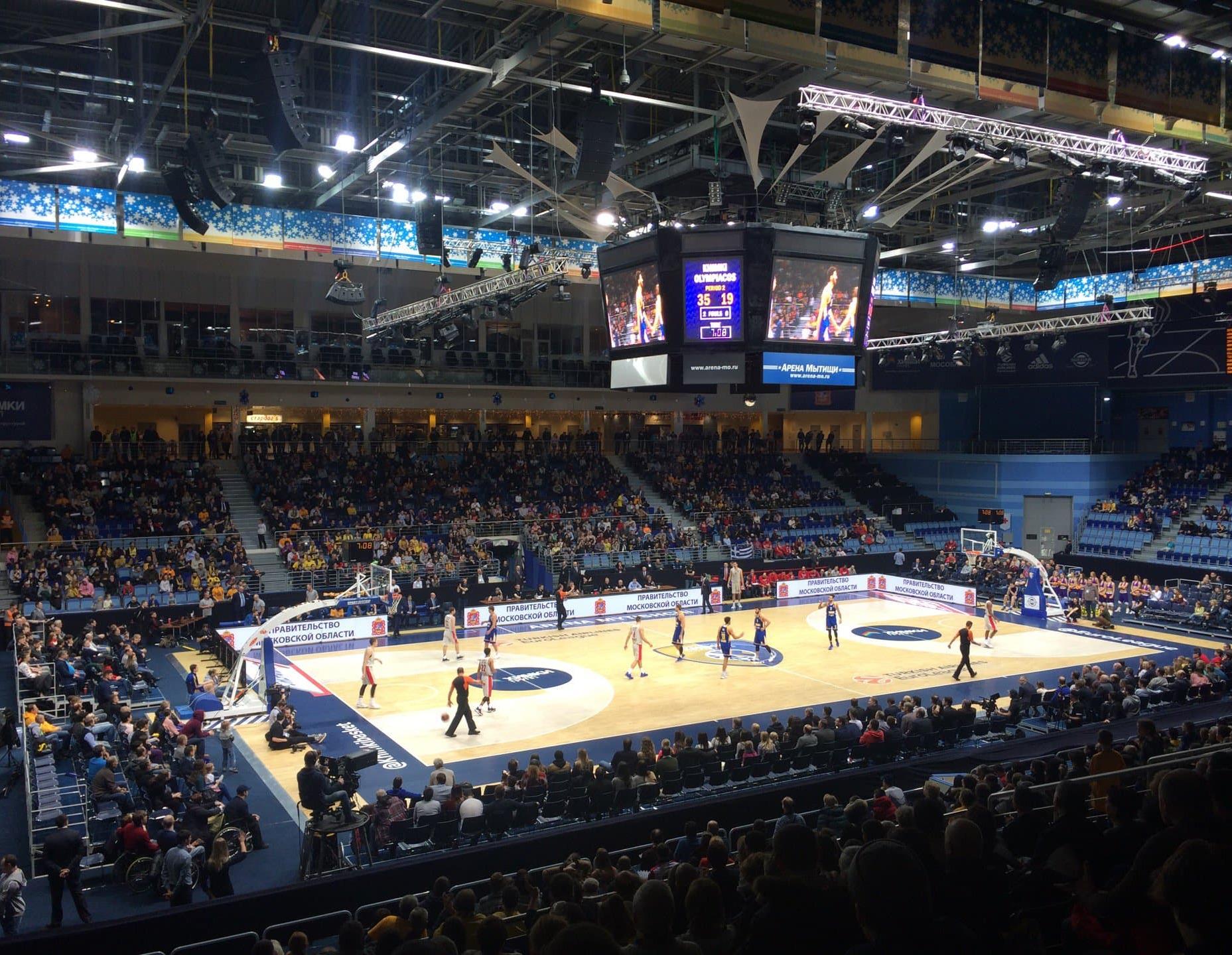 Арена Мытищи