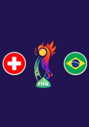 ЧМ по пляжному футболу FIFA, Швейцария - Бразилия logo