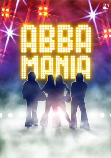 ABBA Mania The Original from London's West End logo