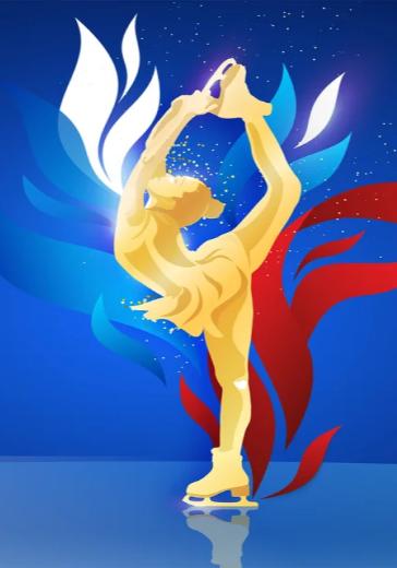 Выступления сборной команды России по фигурному катанию на коньках logo