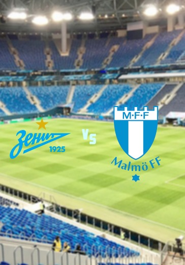 Групповой этап Лиги чемпионов УЕФА. Зенит - Мальмё logo