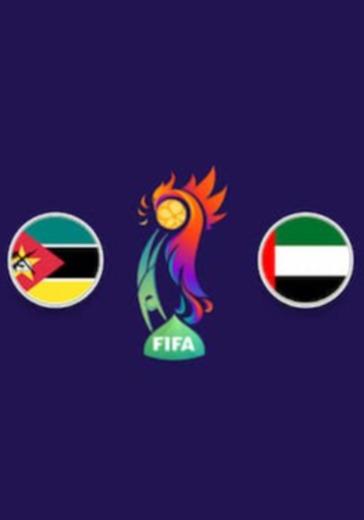 ЧМ по пляжному футболу FIFA, Мозамбик - ОАЭ logo
