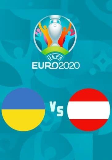 Украина - Австрия, Евро 2020, группа C logo