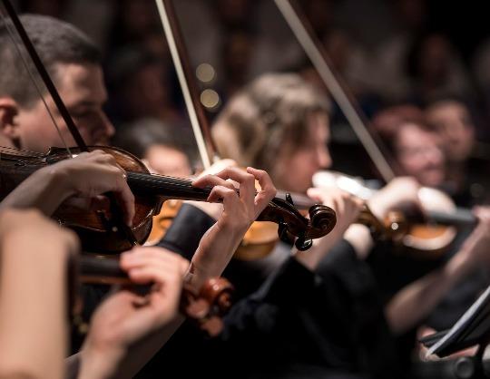 Французская Испания в скрипке
