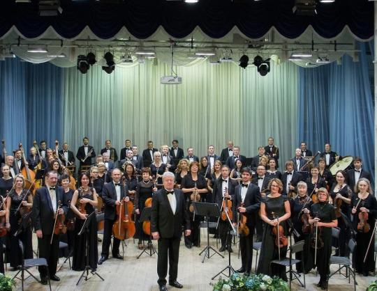 XV международный фестиваль «Звезды на Байкале». ГСО, Владислав Хандогий, Ева Геворгян
