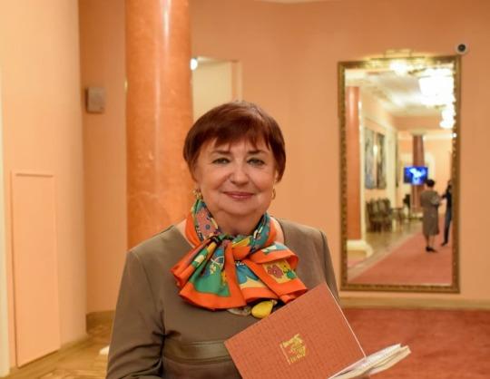 Гостиная Людмилы Жумаевой