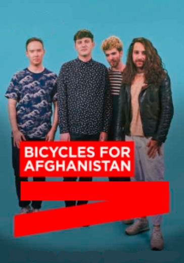 Bicycles for Afghanistan logo