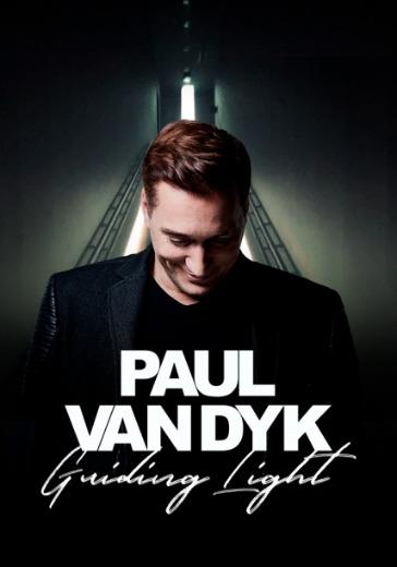 Paul van Dyk. Guiding Light Album Tour logo