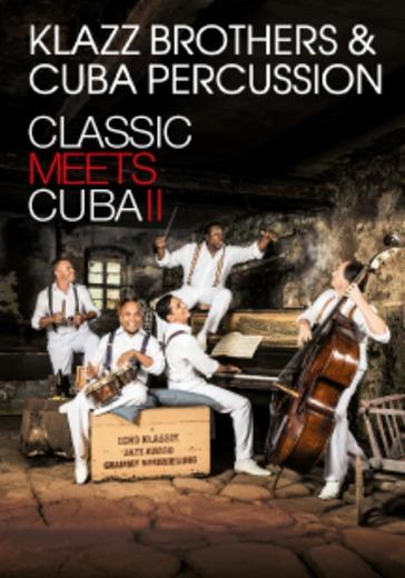 Klazz Brothers & Cuba Percussion logo