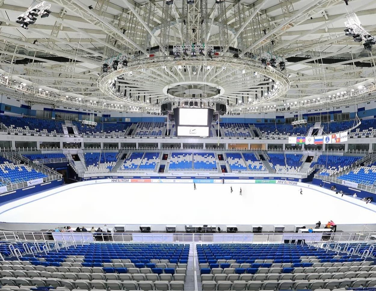 Дворец зимнего спорта Айсберг (Сочи)