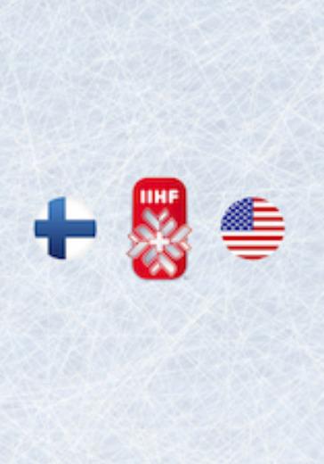 Чемпионат мира по хоккею 2021: Финляндия - США logo