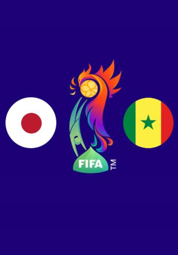 ЧМ по пляжному футболу FIFA. Полуфинал. Япония – Сенегал logo