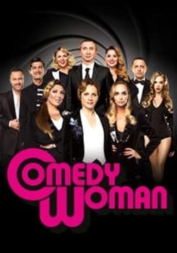 Comedy Woman logo