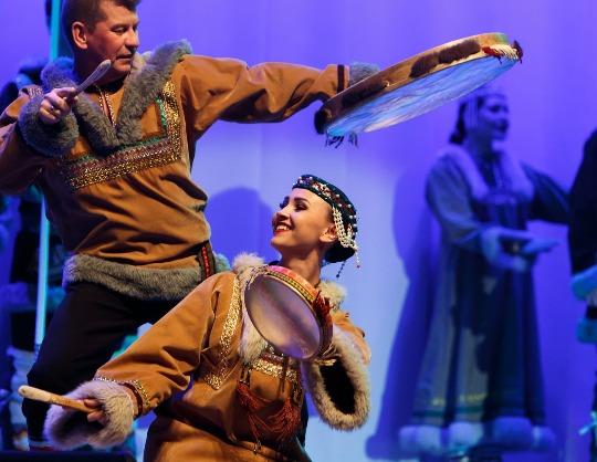 Север – песня, север – танец». Дни культуры Республики Коми