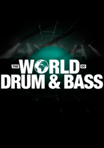 World of Drum&Bass: Future Is Now logo