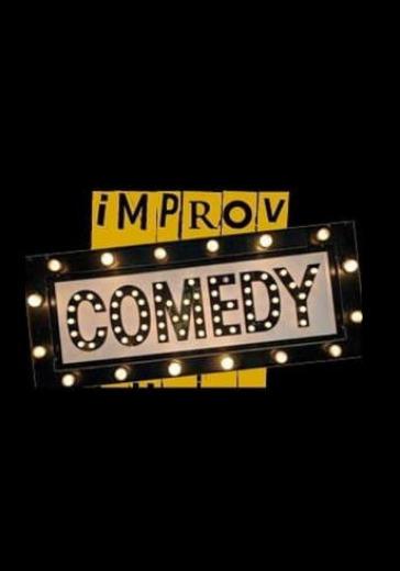 Improv Comedy Show. Новый проект «Сценаристы» logo
