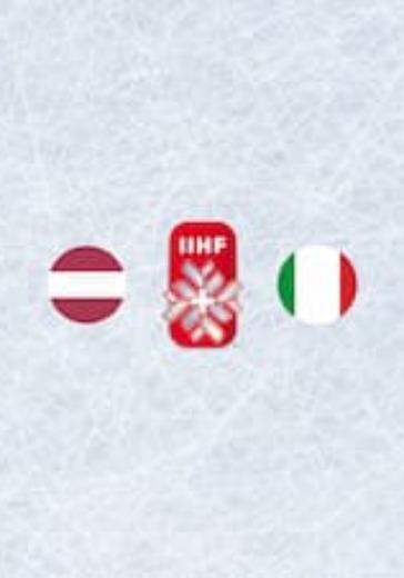 Чемпионат мира по хоккею 2021:Латвия - Италия logo