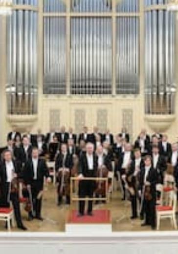 Пуленк, Брамс, Шостакович. К 90-летию Академического симфонического оркестра филармонии logo