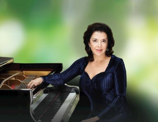 Елена Башкирова. Фортепианный вечер