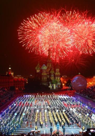 Международный военно-музыкальный фестиваль «Спасская башня 2021» logo