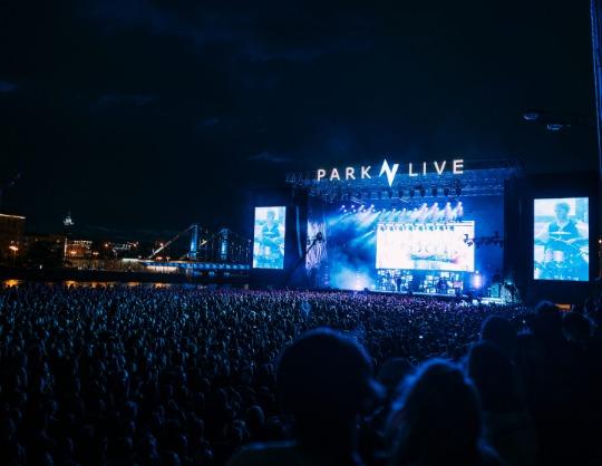 PARK LIVE 2021. Абонемент 8-11 июля