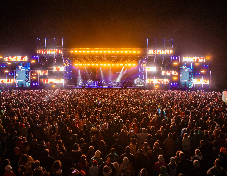 Фестивальное поле Бунырево