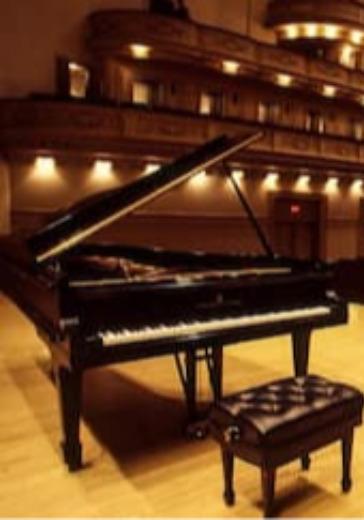 III Международный конкурс молодых пианистов Grand Piano Competition. I тур logo