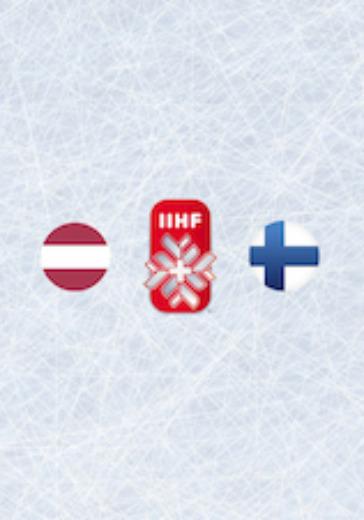 Чемпионат мира по хоккею 2021:Латвия - Финляндия logo
