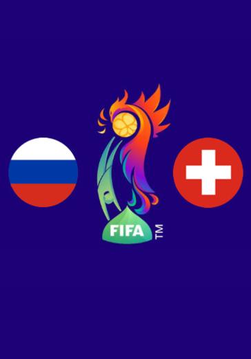 ЧМ по пляжному футболу FIFA. Полуфинал. Россия – Швейцария logo