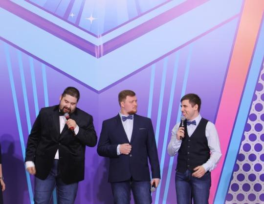 Открытие международного фестиваль команд КВН «КиВиН-2021»