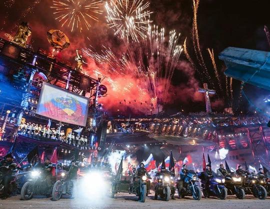 XXVI Международное Байк-Шоу мотоклуба «Ночные Волки»
