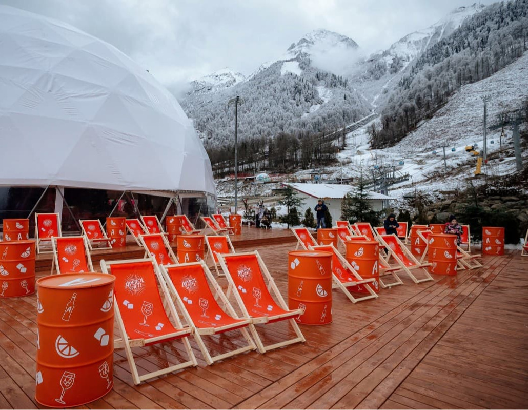 Alpika Apres Ski