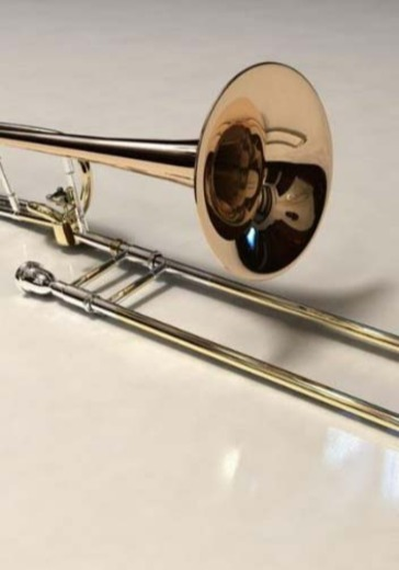 Non stop trombone show logo