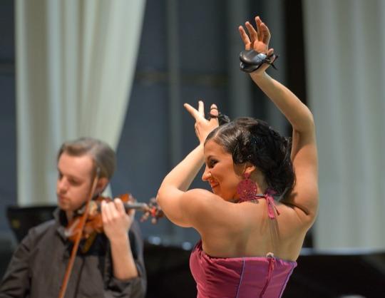 Фламенко и джаз