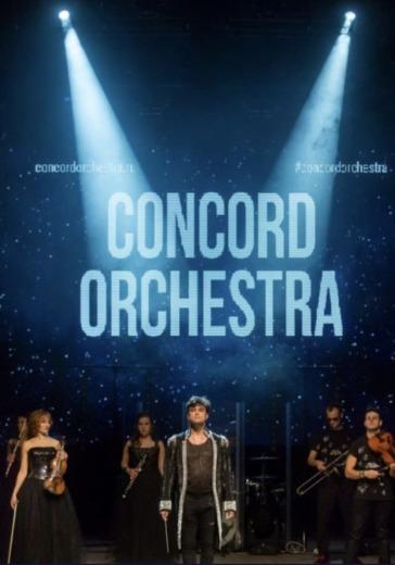 """Симфонические Рок-хиты """"Concord Orchestra"""" logo"""
