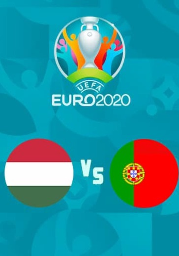 Венгрия - Португалия, Евро-2020, Группа F logo