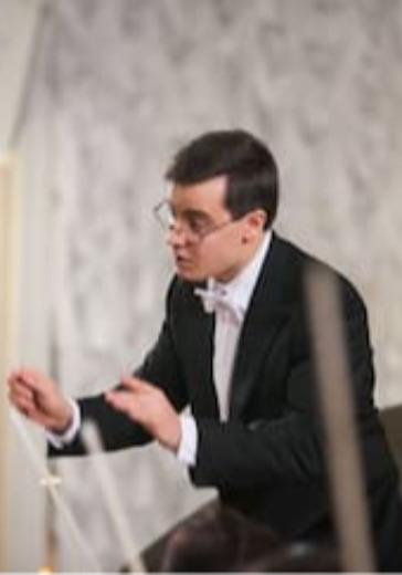Молодежный камерный оркестр Заслуженного коллектива России академического симфонического оркестра филармонии. «I love оркестр!» logo