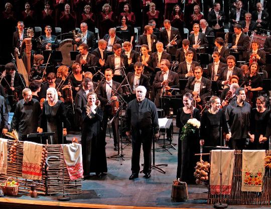 Шостакович. Симфония №6 Государственная академическая симфоническая капелла России