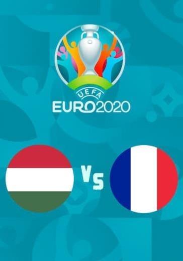 Венгрия - Франция, Евро-2020, Группа F logo