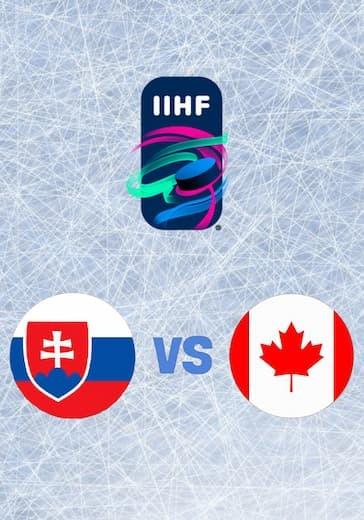 Чемпионат мира по хоккею. Словакия - Канада logo