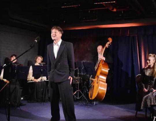 Концерт для Актёра с оркестром