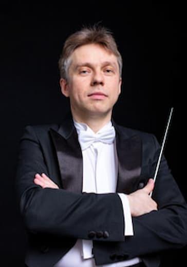 Губернаторский симфонический оркестр Санкт-Петербурга М. Алексеев logo
