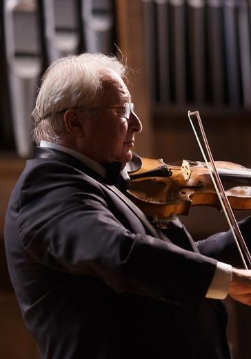 Владимир Иванов (скрипка), Андрей Писарев (фортепиано) logo