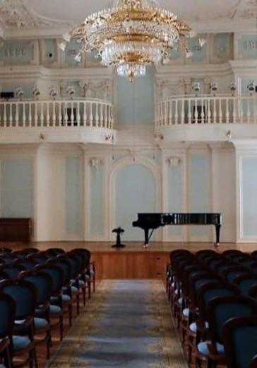 К 155-летию Московской консерватории. Факультет исторического и современного исполнительского искусства logo