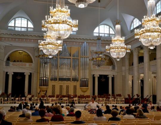 «Строим» симфонический оркестр