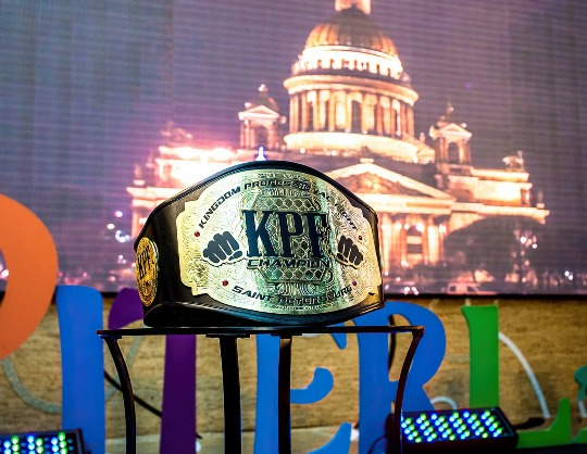 Kingdom Professional Fight selection 5