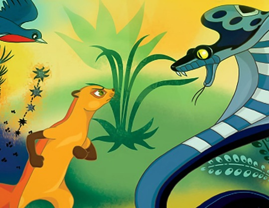 «Рикки-Тикки-Тави» Музыкально-литературная композиция по мотивам одноименного рассказа из «Книги джунглей» Редьярда Киплинга
