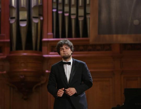 Лукас Генюшас. Фортепианный вечер