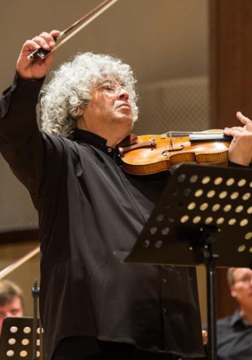 Лоренц Настурика-Гершовичи и Симфонический оркестр Мариинского театра logo